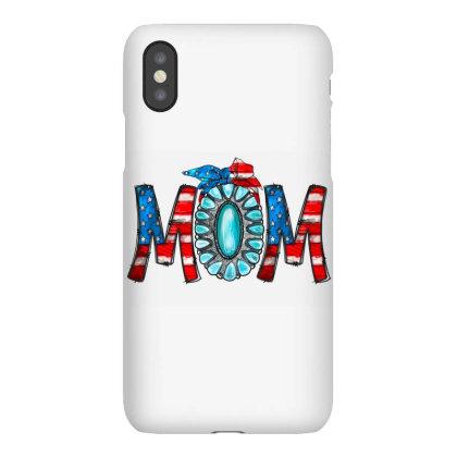 American Mom Iphonex Case Designed By Badaudesign