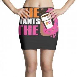She Wants The D Dunkin Donuts Mini Skirts   Artistshot