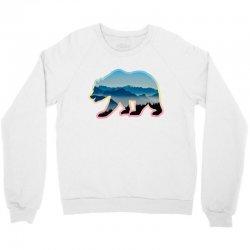 wild bear Crewneck Sweatshirt | Artistshot