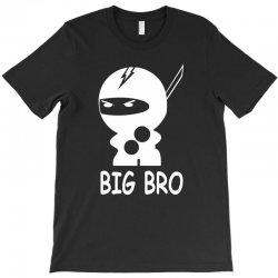ninja big brother T-Shirt | Artistshot