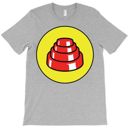 Devo T-shirt Designed By Bruceacostas