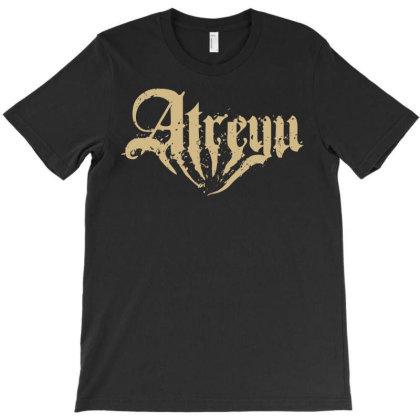 Atreyu T-shirt Designed By Susanckittrell