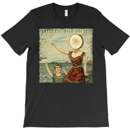 Neutral Milk Hotel T-shirt Designed By Enziepunk