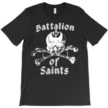 Battalion Of Saints T-shirt Designed By Susanckittrell
