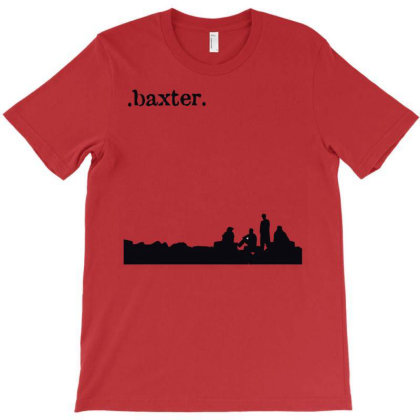 Baxter T-shirt Designed By Barrettydelgado