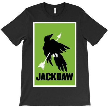 Jackdaw T-shirt Designed By Tressakcoffey