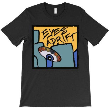 Eyes Adrift Supergroup T-shirt Designed By Stevemcks