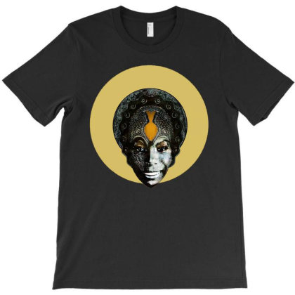 Feeling Good Nina Simone T-shirt Designed By Falldeals