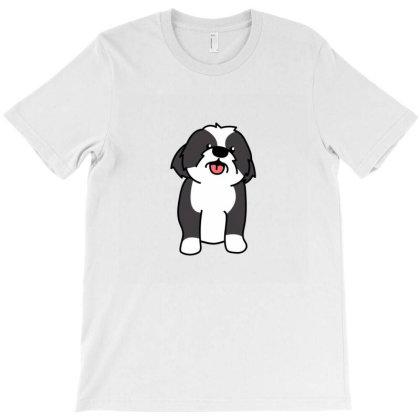 Bernedoodle T-shirt Designed By Vickyhanggaraa