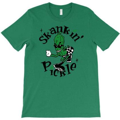 Skankin' Pingkle T-shirt Designed By Jonesiana