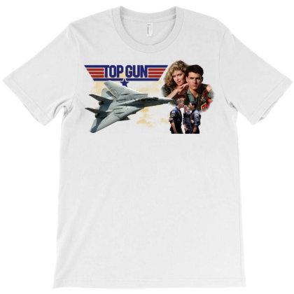 Top Gun T-shirt Designed By Jonesiana