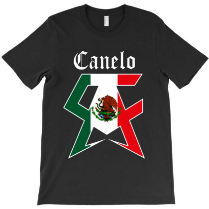 Canelo Alvarez T-shirt Designed By Jurdex Tees