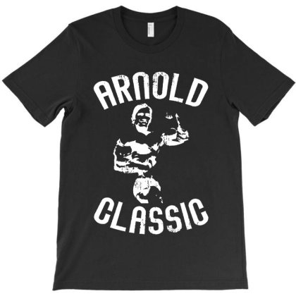 Arnold Classic T-shirt Designed By Jurdex Tees