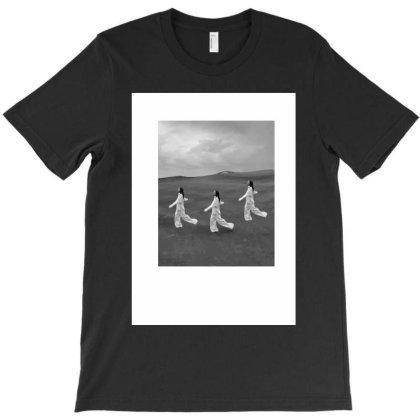 B&w T-shirt Designed By Ekphrastic_art