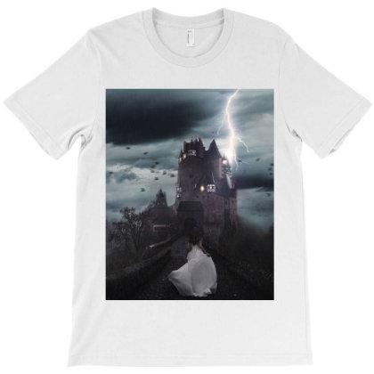 Castel T-shirt Designed By Art.em.tr