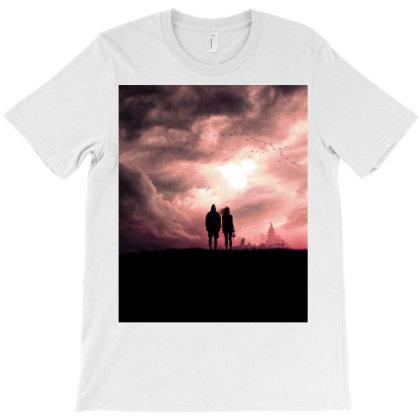 Silhouette T-shirt Designed By Art.em.tr