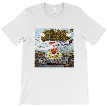 Teenage Bottlerocket T-shirt Designed By Tampani