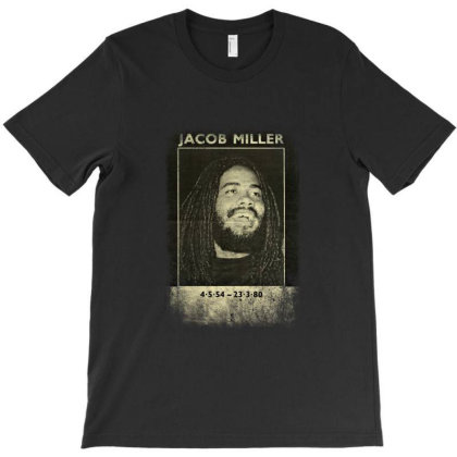 Jacob Miller T-shirt Designed By Lovelouie