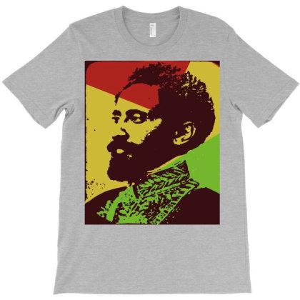 Haile T-shirt Designed By Davidjfaulkner