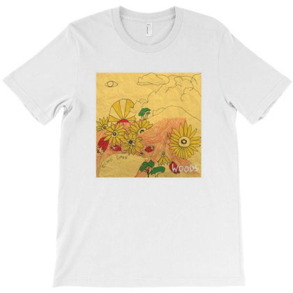 The Woods Album T-shirt Designed By Tampani