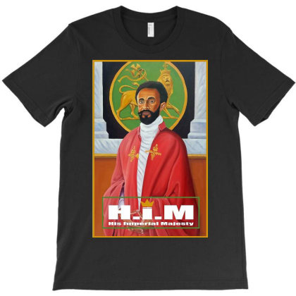 His Imperial Majesty T-shirt Designed By Davidjfaulkner