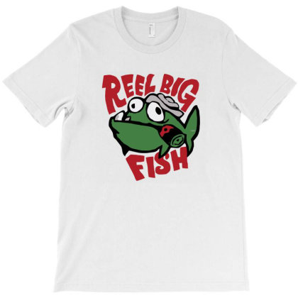Iki Lho Reel Big Fish Ska Punk Jarene Sih T-shirt Designed By Radeons