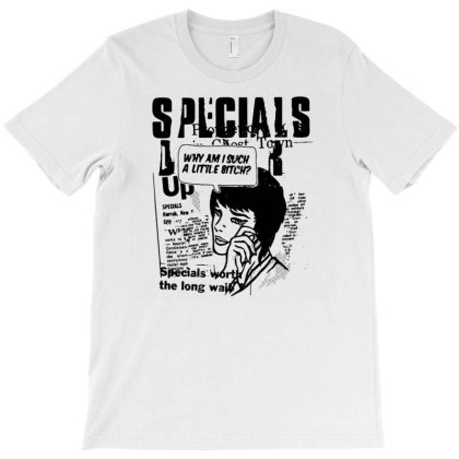The Specials Worth The Long Wait T-shirt Designed By Adaptionate