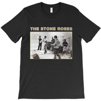The Stone Roses T-shirt Designed By Adaptionate