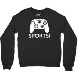 sports video games Crewneck Sweatshirt   Artistshot