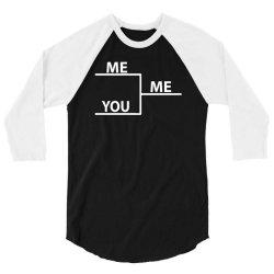 sports soccer football basketball gamer 3/4 Sleeve Shirt   Artistshot