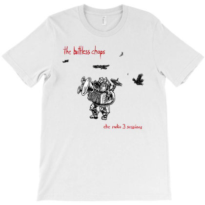 Canadian Indie Rock The Buttless Chaps T-shirt Designed By Roberthenry