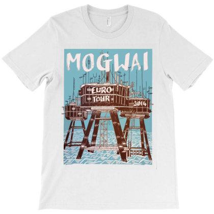 Scottishpost Rockbandmogwai T-shirt Designed By Roberthenry