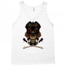 technics dj skull Tank Top | Artistshot