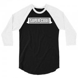super cool intercooler 3/4 Sleeve Shirt | Artistshot