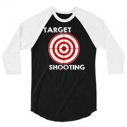 target shooting 3/4 Sleeve Shirt | Artistshot