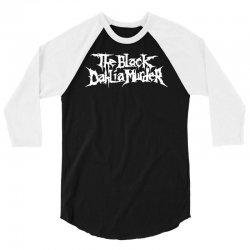 the black dahlia murder 3/4 Sleeve Shirt | Artistshot