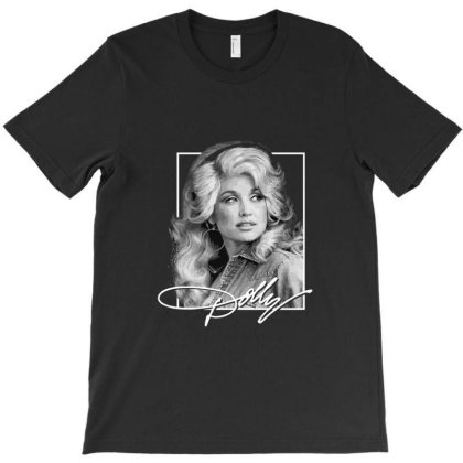 Dolly Parton T-shirt Designed By Sptwro