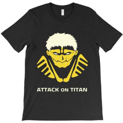 Aot T-shirt Designed By Sptwro