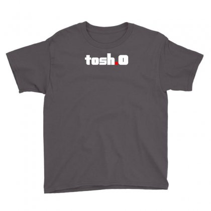 Tosh O Comedy Central Youth Tee Designed By Mdk Art