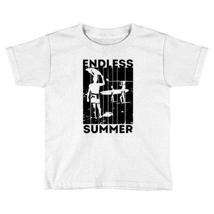 Endless Summer Toddler T-shirt Designed By Sephia