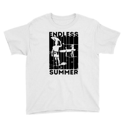 Endless Summer Youth Tee Designed By Sephia