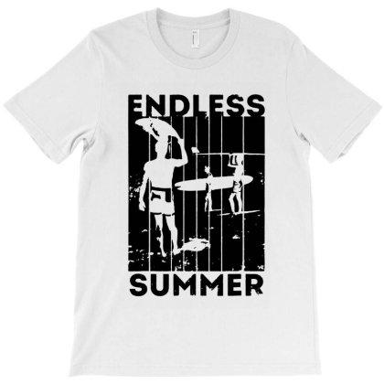 Endless Summer T-shirt Designed By Sephia