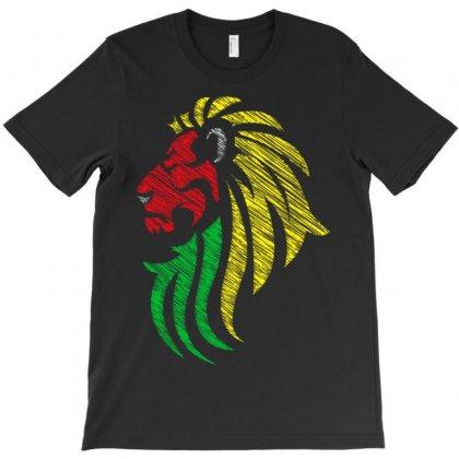 Lion T-shirt Designed By Dwi Ariyanto
