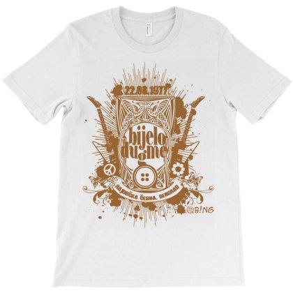 Bijelo Dugme T-shirt Designed By Christinegcollins