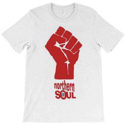 Northern Soul T-shirt Designed By Christophervreichard