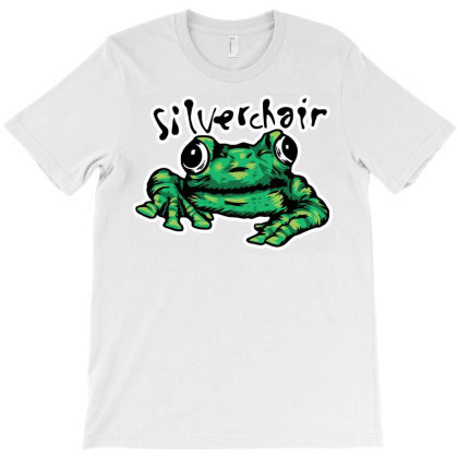Silverchair Frogstomp Vector T-shirt Designed By Howardrhenderson