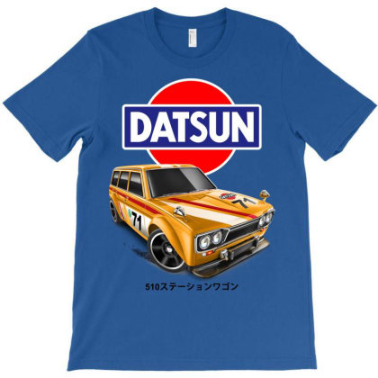 Dattosan (ダットサン) T-shirt Designed By Slimrudebwoy