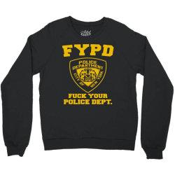 funny hilarious police dept Crewneck Sweatshirt | Artistshot
