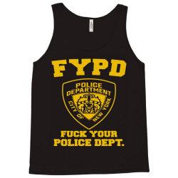 funny hilarious police dept Tank Top | Artistshot