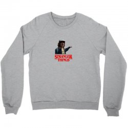 dustin stranger things Crewneck Sweatshirt | Artistshot